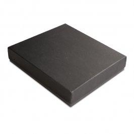 Caixa para 1 caderno A5 e 1 esferográfica