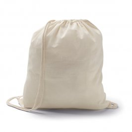 Sacola tipo mochila