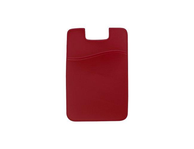 Adesivo Porta Cartão Emborrachado para Celular
