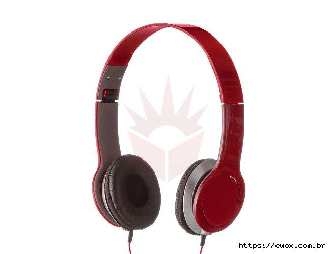 Fone de Ouvido Estéreo