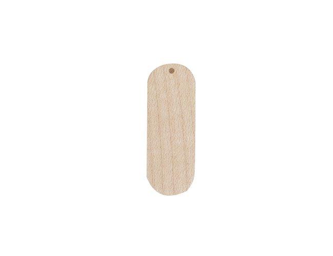 Pen Drive 4GB Bambu Giratório