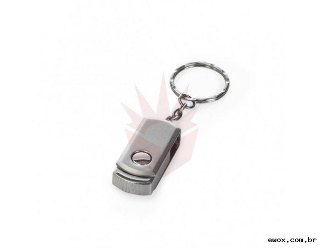 Mini Pen Drive 4GB Giratório