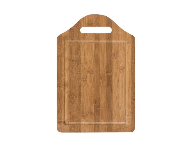 Tábua de Bambu com Canaleta